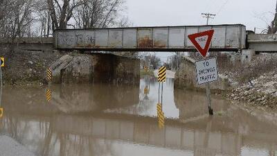 Mal clima sigue causando daños en EEUU