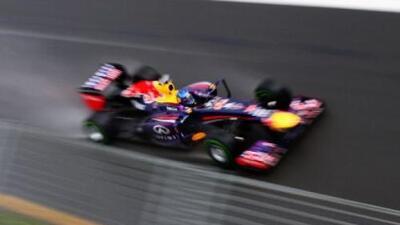 Imaparble Sebastian Vettel arrancará primero; Pérez arranca décimoquinto en Australia