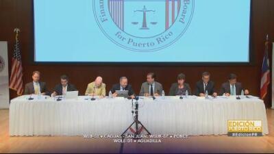 La Junta de Control Fiscal presenta su segundo informe anual