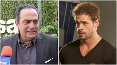 "Omar Fierro no cree que William Levy sea actor: ""Es guapo"" y ""ha tenido mucha suerte"""