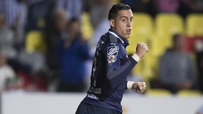 ¡Los más letales de la Liga MX! Funes Mori, en la cima de la tabla de goleo