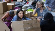 No debemos olvidar las necesidades de las mujeres y las niñas durante los desastres naturales