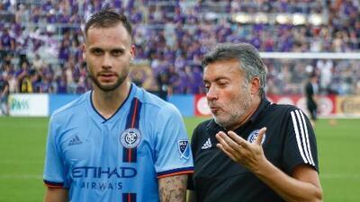 NYCFC y su entrenador Domènec Torrent respiran más tranquilos tras victoria ante D.C.