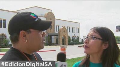 Manifestaciones a favor del Dream Act en San Antonio