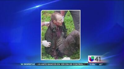 Capturan con vida a David Sweat