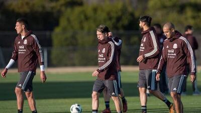 ¿Todavía hay lugar? Osorio dice que sí: varios futbolistas del Tri se juegan, ante Bosnia, su cupo al Mundial