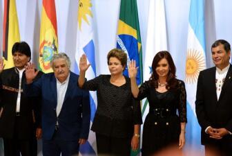 El 2012 en América Latina
