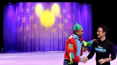 La 103.5 y  El Peladillo te invita a Disney on Ice Rockin' Ever