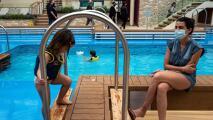 Recomendaciones de seguridad para evitar que los niños sufran emergencias en las piscinas