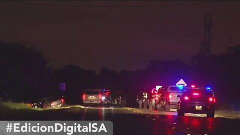 Conductor atropella a tres personas durante la madrugada