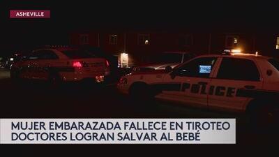 Mujer embarazada muere tras ser herida de bala, su bebé sobrevive