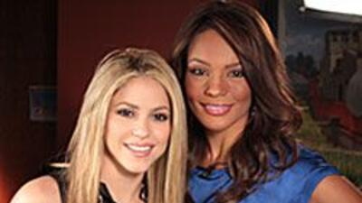 Ilia Calderón entrevistó a Shakira respecto a por qué se sintió como una 'Loba'.