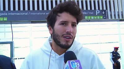 Sebastián Yatra defiende a sus colegas de las críticas sobre que los reggaetoneros no cantan