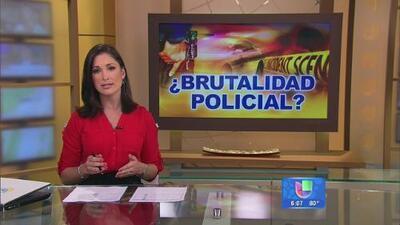 Arantxa Loizaga presentó las noticias en Despierta América