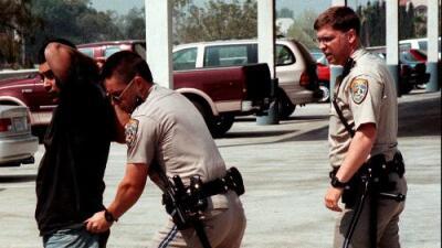 Cientos de detenidos por infracciones de tráfico terminan en manos de la Patrulla Fronteriza