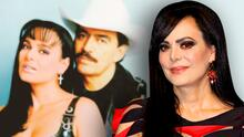 """Maribel Guardia recuerda que Joan Sebastian """"la trataba muy mal"""" cuando protagonizaron 'Tú y yo'"""