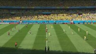 Highlights:Chile at Brasil on June 28, 2014