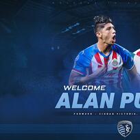 CONFIRMADO: Sporting Kansas City anuncia el fichaje de Alan Pulido
