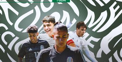 Gio Reyna, Pedri y la gran generación del Tri que no tendrá Mundial Sub-20