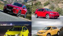 10 autos nuevos que puedes adquirir con cuotas mensuales inferiores a 300 dólares
