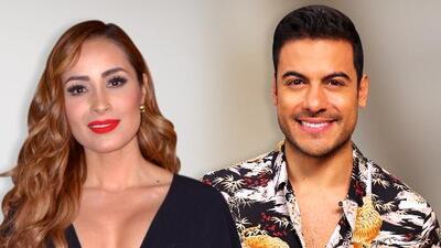 Cynthia Rodríguez pone fin a las especulaciones de que se casó en secreto con Carlos Rivera
