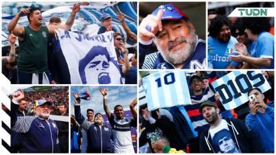 Sigue la fiebre maradoniana en Argentina