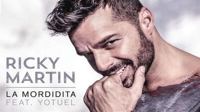¡Prepárate para recibir 'La Mordidita' de Ricky Martin!