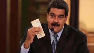 Maduro sume la economía de Venezuela en la incertidumbre con una brutal devaluación y 3,600% de aumento del salario mínimo