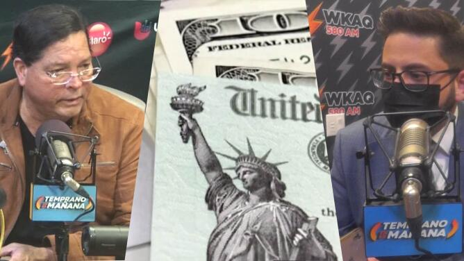 Todo lo que debes saber sobre cheque de $1,400: Secretario de hacienda aclara dudas y preguntas sobre ayudas económicas
