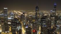 Chicago se prepara para una noche de miércoles con condiciones frías y algo de nubosidad