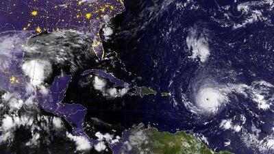 Huracán Irma se fortalece a categoría 5 rumbo al Caribe