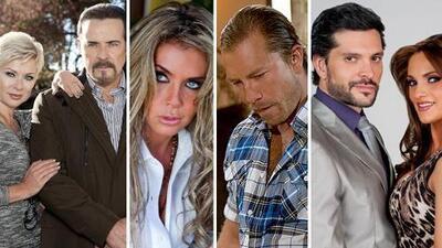 La maldad dice 'presente' en los TVyNovelas 2013