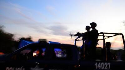 Autoridades mexicanas detienen a hijo de 'El Azul', uno de los líderes del cártel de Sinaloa