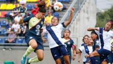 América y Tigres lideran las tablas de posiciones de la Liga MX Femenil, tras la fecha cuatro