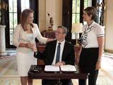 Gobernador convierte en ley medida contra el acoso escolar