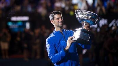 Djokovic pasa sobre Nadal y consigue su tercer Grand Slam al hilo, ahora en Australia