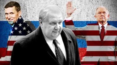El embajador ruso Sergey Kislyak: el hombre más tóxico para el entorno de Donald Trump