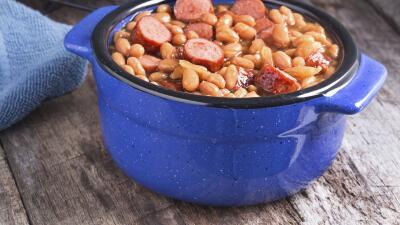Recetas inimaginables con 'beans'