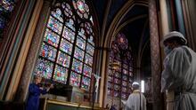 """La reconstrucción de Notre Dame llevará """"15 o 20 años"""", asegura el rector de la catedral francesa"""
