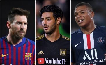Carlos Vela, en el 'Top 5' de los mejores goleadores del mundo en torneos de Liga