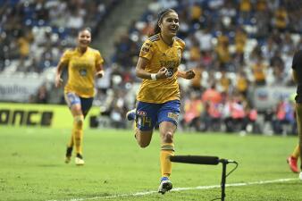 En fotos: Tigres le gana el Clásico Regio a Monterrey y se proclaman monarcas de la Liga MX Femenil