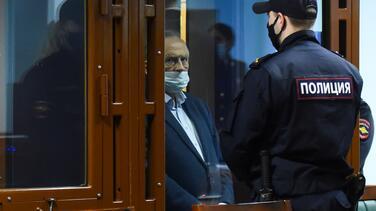 Condenan a más de 12 años de cárcel al historiador ruso que llevaba los brazos de su víctima en la mochila