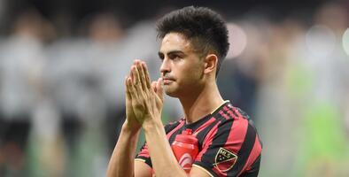 """Frank de Boer: """"No hay duda de que Pity Martínez puede causar un impacto mayúsculo en MLS"""""""