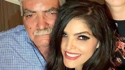 Ana Bárbara se reencuentra con su padre después del dolor y las lágrimas derramadas por el distanciamiento