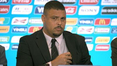 """Ronaldo: """"Capello fue un gran técnico, pero cuando llegó al Real Madrid  estaba acabado"""""""