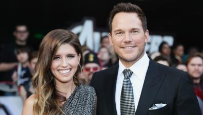 En una ceremonia íntima, Chris Pratt se casó con Katherine Schwarzenegger