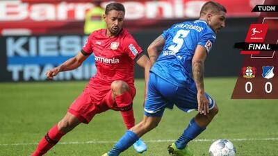 Hoffenheim, un dolor de cabeza para el Bayer