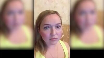 Rusa insiste con disculpa pública del mexicano al que 'había secuestrado'