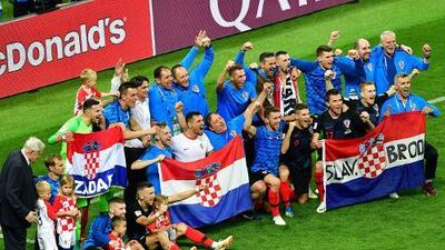 Las cinco hazañas de Croacia en el deporte mundial