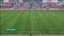 Resumen del partido FC Juárez vs Monterrey